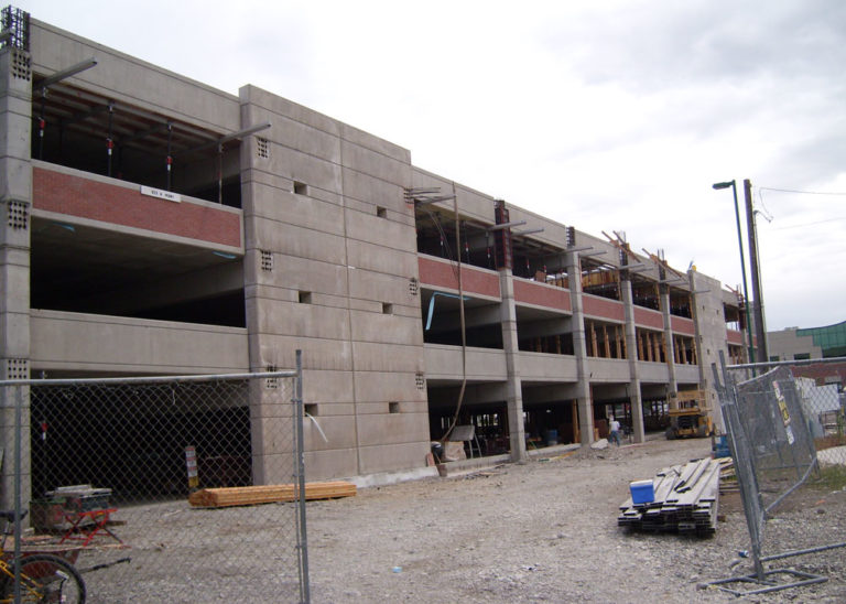 Parking-Building